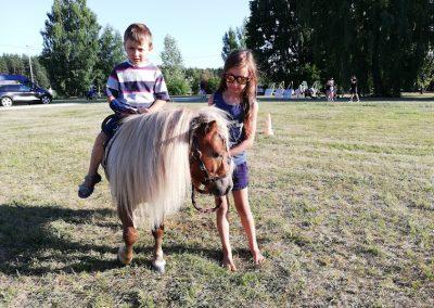 Mazie poniju saimnieki